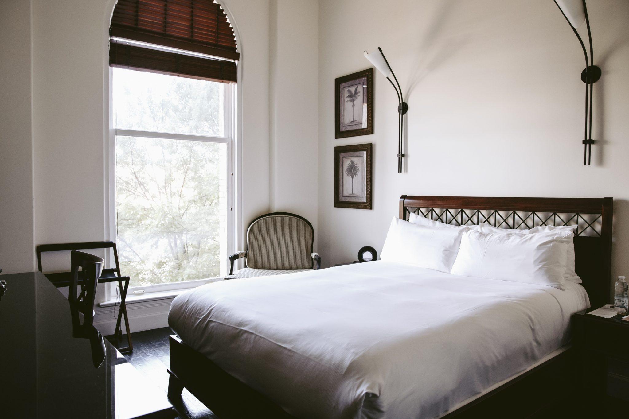 Chambre classique de l'Hôtel Place d'Armes