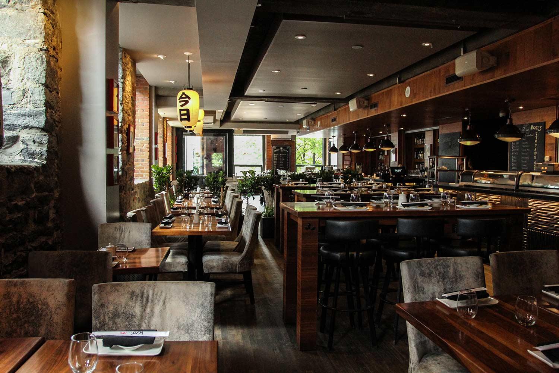 Kyo Bar Japonais, restaurant de l'Hôtel Place d'Armes